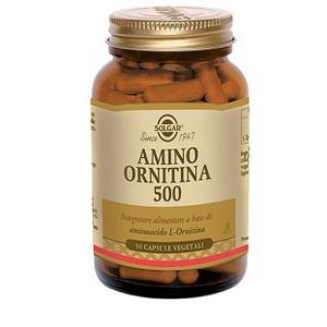 Solgar Amino Ortina 500 50 capsule