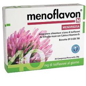 Menoflavon N Menopausa 30 compresse