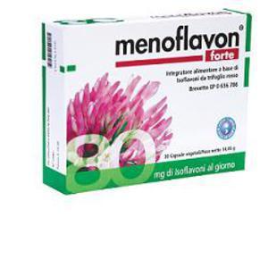 Menoflavon Forte Menopausa 30 capsule vegetali
