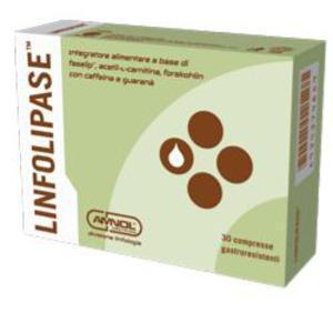 Linfolipase 30 compresse
