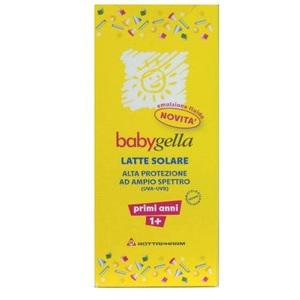 Babygella Crema Solare Primi Anni 100ml