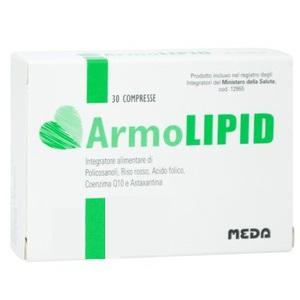 Armolipid integratore 30 compresse