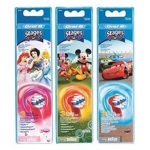 Oral-B Stages Power Kids Testine Di Ricambio