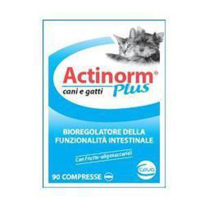 Actinorm Plus Cani e Gatti 90 compresse