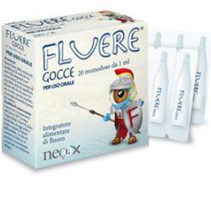 Fluere Gocce 20 fiale monodose