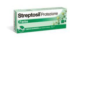 Streptosil Protezione Ferite Crema Barriera 20 g