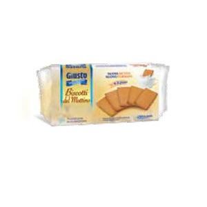 Giusto Senza Zucchero Biscotti del Mattino 350g