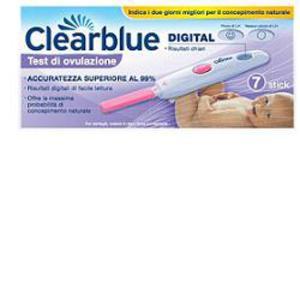 Clearblue Digital Test Ovulazione 10 stick
