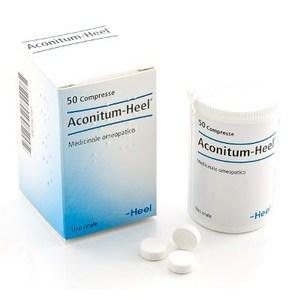 Aconitum Heel 50 compresse