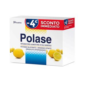 Polase Limone 24 bustine promo