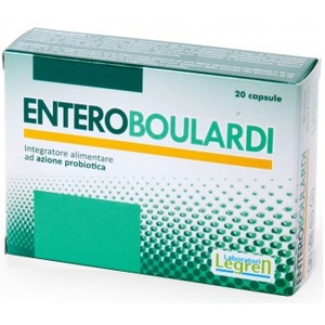 Enteroboulardi 20 capsule