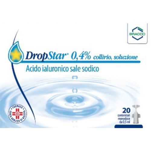 Dropstar 0,4% collirio 20 flaconcini