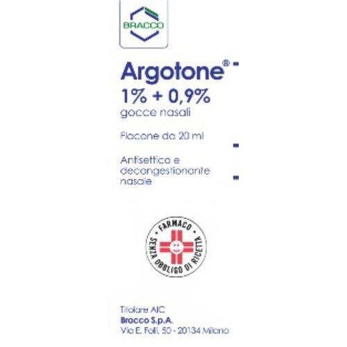 Argotone Gocce nasali 20ml