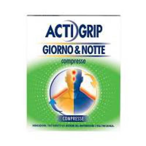 Actigrip Giorno & Notte 12+4cpr
