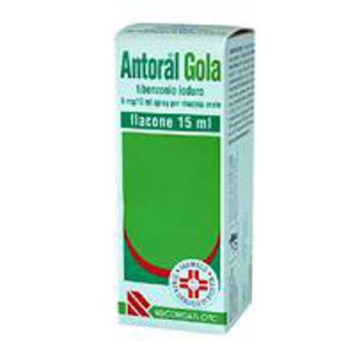 Antoral Gola Spray15ml