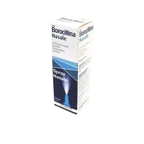 NeoBorocillina Spray Nasale 15ml